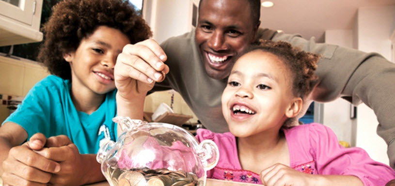 The importance of financial literacy for children