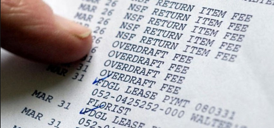 Understanding overdraft accounts